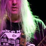 J Mascis of Dinosaur Jr performing live - photo by Brian Banks, Music Vice