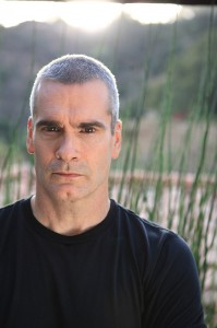Henry Rollins - photo by Maura Lanahan