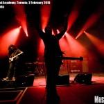 illScarlett performing at Toronto Plays for Haiti, Sound Academy, Toronto, 2 February 2010 - photo by Brian Banks, Music Vice.