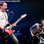 Moneen performing at Toronto Plays for Haiti, Sound Academy, Toronto, 2 February 2010 - photo by Brian Banks, Music Vice.