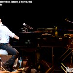 Jamie Cullum at Massey Hall, Toronto, 9 March 2010 - photo by Brian Banks