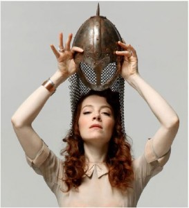 Sneak peek of Melissa Auf der Maur's new record