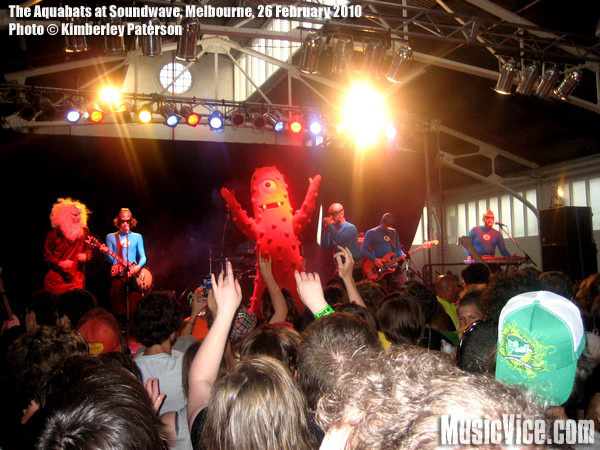 Soundwave Melbourne 2010, Royal Ascot Showgrounds – Festival Review