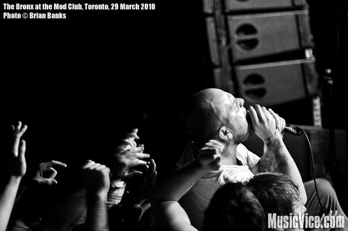 The Bronx with Cancer Bats, Mariachi El Bronx and Violent Soho at Mod Club, Toronto – Live Review and Show Photos