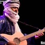 Tinariwen at Phoenix Concert Theatre, Toronto, 4 March 2010 - photo by Brian Banks, Music Vice