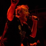 Jello Biafra and the Guantanamo School of Medicine at Studio Juste Pour Rire, Montréal - photo my Liz Keith, Music Vice