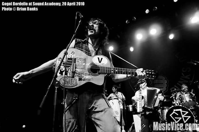 Gogol Bordello w/ Devotchka at Sound Academy, Toronto – Gig review and show photos