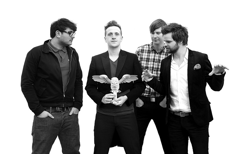 The Futureheads - photo by Ian West