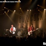 Buzzcocks at Le National, Montreal, 18 May 2010 - photo by Liz Keith, Music Vice