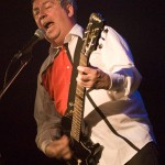 Pete Shelley of the Buzzcocks (Le National, Montreal, 18 May 2010) - photo by Liz Keith, Music Vice