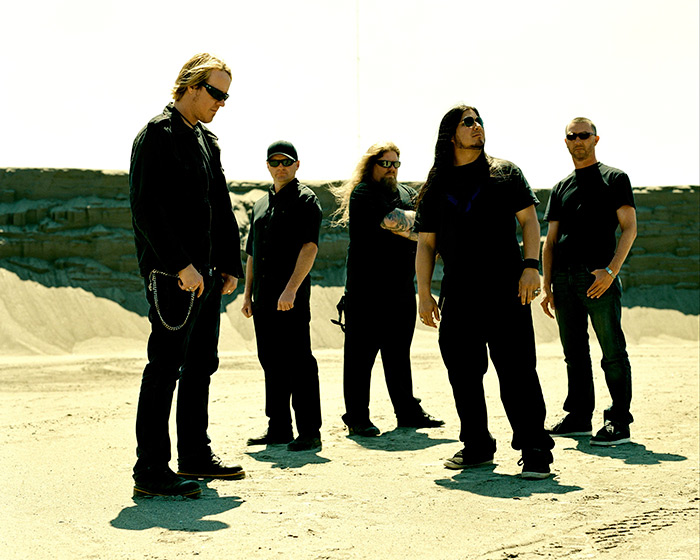 City Of Fire Interview – Fear Factory's Burton C. Bell talks about his new band
