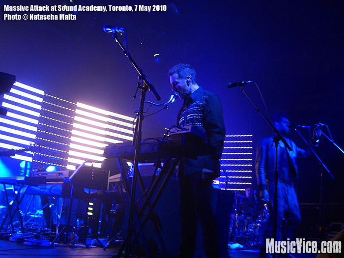 Massive Attack at Sound Academy, Toronto – Gig Review and Photos