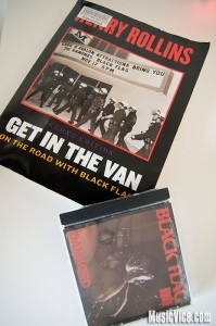 Recommended reading - Henry Rollins' Get In The Van with Black Flag's Damaged