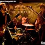 Bella Clava at the Hideout, Toronto, NXNE 2010 - photo by Brian Banks, Music Vice