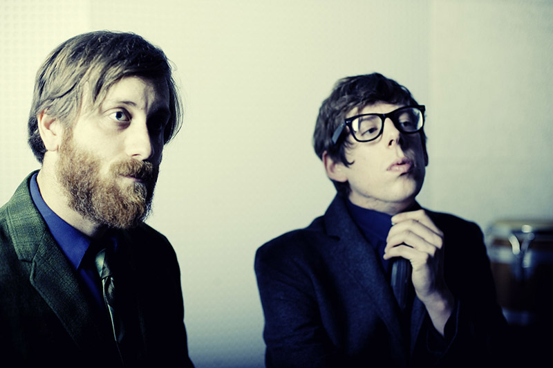 The Black Keys - photo by John Peets