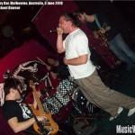 Errata at Pony Bar, Melbourne, VIC, Australia, 5 June 2010 - photo by Michael Bowser, Music Vice