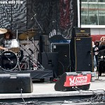 Queen Kwong at Dundas Square, Toronto, NXNE 2010 - photo by Brian Banks, Music Vice