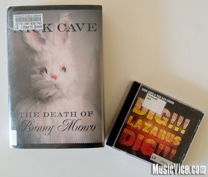 Recommended Reading - The Death of Bunny Munro by Nick Cave and Dig, Lazarus, Dig by the Bad Seeds
