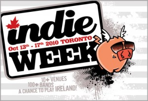 Indie Week extends artist application deadline until 16 July