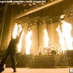 Disturbed at Rockstar Uproar Festival, Molson Amphitheatre, Toronto, 25 August 2010 - photo by Brian Banks, Music Vice