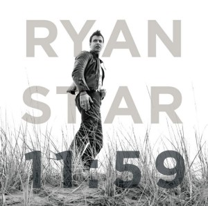 Ryan Star 11:59 album artwork