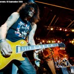 Slash performing at Kool Haus, Toronto, 10 September 2010 - photo by Brian Banks, Music Vice, all rights reserved