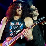 Slash at Kool Haus, Toronto, 10 September 2010 - photo by Brian Banks, Music Vice, all rights reserved