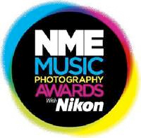 NME Music Photography awards with Nikon