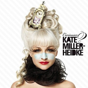Kate Miller-Heidke - Curiouser album artwork