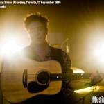 Mumford and Sons at Sound Academy, Toronto, 13 November 2010 - photo by Brian Banks, Music Vice, All Rights Reserved