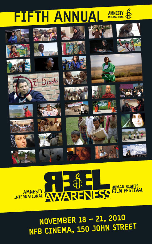 Reel Awareness 2010 Toronto