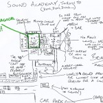 "Sound Academy Toronto - the ""Magical Happy Square"" - by Brian Banks, Music Vice"