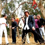 Electric Six zodiac group shot
