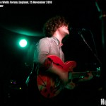 The View at Tunbridge Wells Forum, England, 25 November 2010 - photo by Lauren Towner, Music Vice, All Rights Reserved