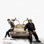 Chromeo - Delorean promo picture