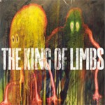 Radiohead - The King Of Limbs album artwork