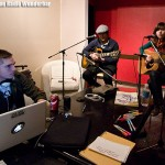 Sonia and Glenn of The Box Tiger live on Radio Wunderbar with Brian Banks