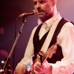 Gord Downie and The Country of Miracles at the Verge Music Awards 2011, Toronto - photo by Brian Banks, Music Vice
