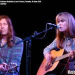 Evan Dando and Juliana Hatfield at Lee's Palace, Toronto - photo by Renee Saviour, Music Vice
