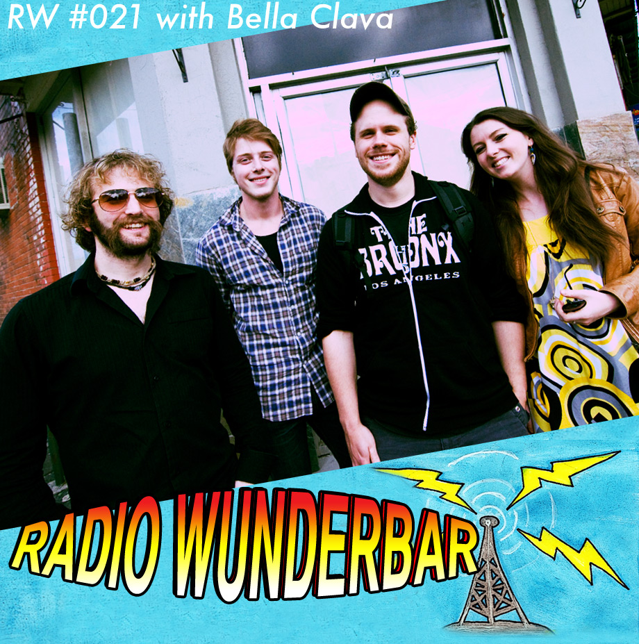 Podcast: Radio Wunderbar #21 with Bella Clava