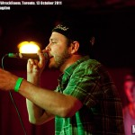 Killa Gens at The Annex WreckRoom, Toronto - photo Nathan Blagdon, Music Vice