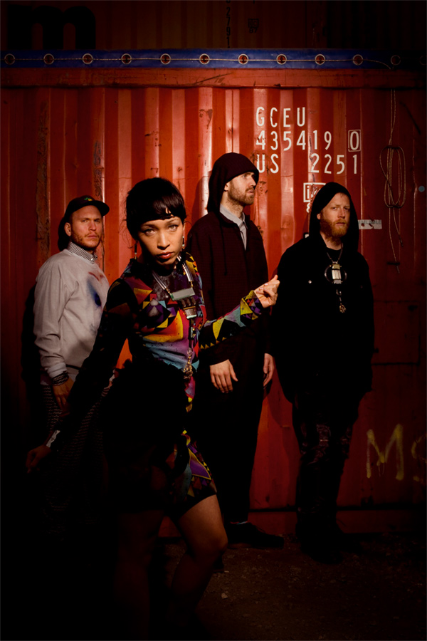 Contest – Little Dragon CD giveaway