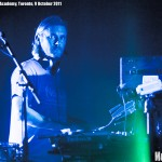 Portishead at Sound Academy, Toronto, 2011 - photo by Brian Banks, Music Vice