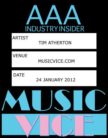 Industry Insider AAA pass: Tim Atherton