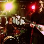 Slyde at Hard Luck Bar, Toronto, 6 January 2012 - photo Brian Banks, Music Vice