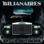 Biljanaires - End of September EP artwork