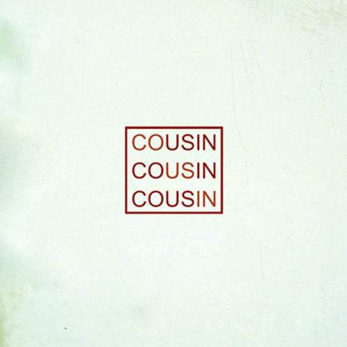 Cousin band EP artwork