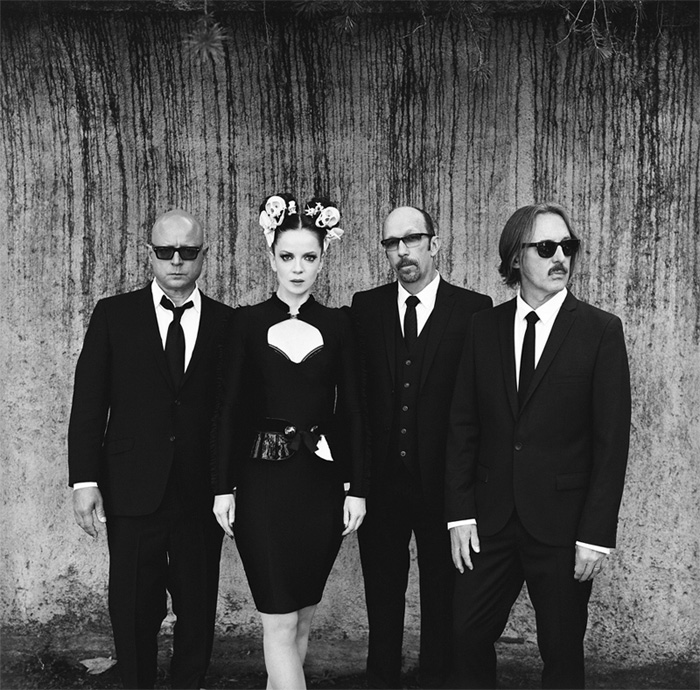 Garbage - photo Autumn DeWilde