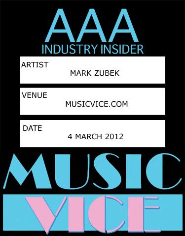 Industry Insider - Mark Zubek