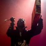 Saul Williams at La Tulipe, Montreal - photo Liz Keith, Music Vice